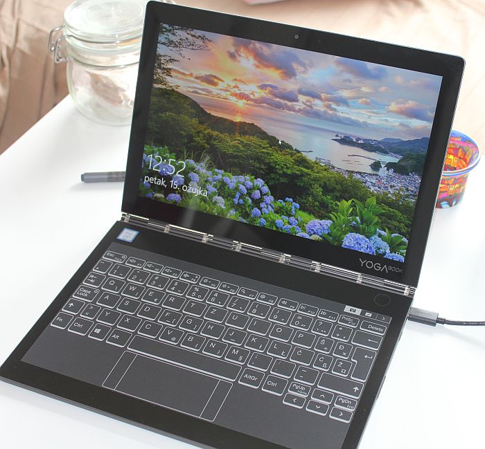 yoga book c930 baterija
