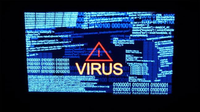 8 virus