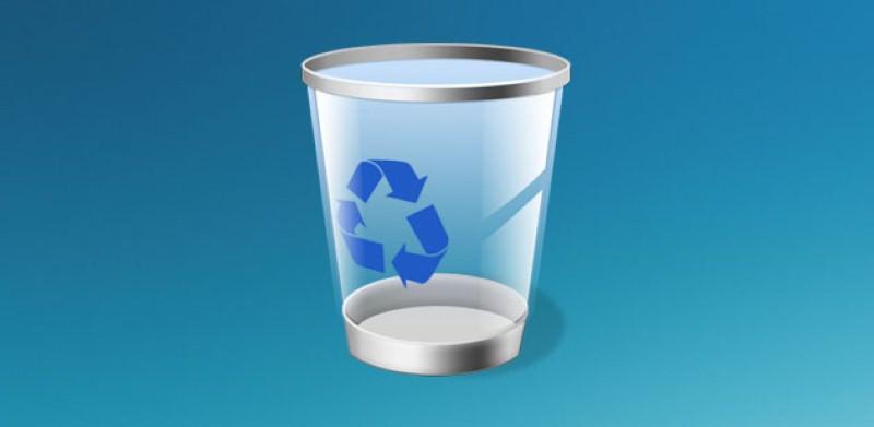 9 recycle bin