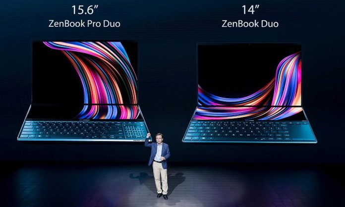 ASUS Announces the Laptops of Tomorrow, the ZenBook Pro Duo and ZenBook Duo