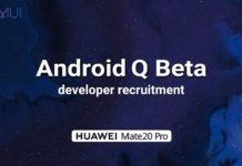 Huawei otvorio prijave za Android Q Beta testere (2)