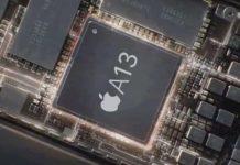 apple A13 čip
