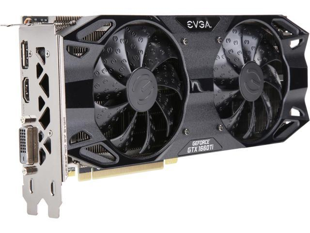 EVGA GeForce GTX 1660 Ti XC Ultra