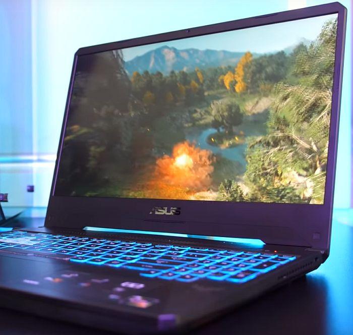asus fx505du gaming laptop
