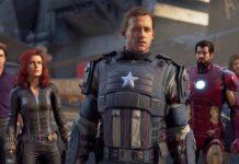igra Marvels Avengers