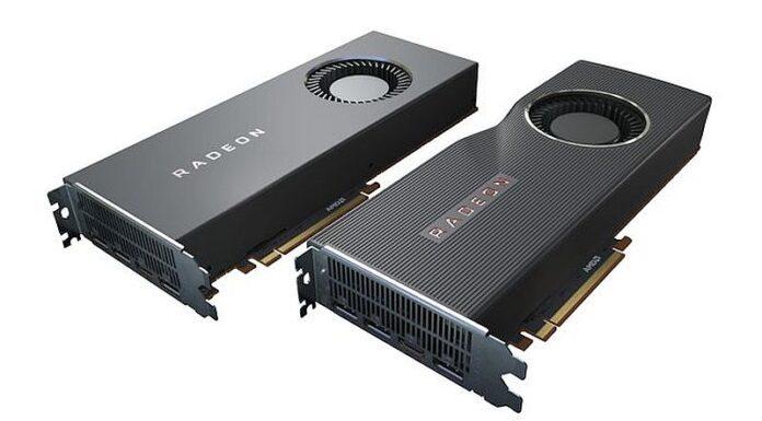 Radeon RX 5700 vs Radeon RX 5700 XT