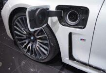 električni BMW 7