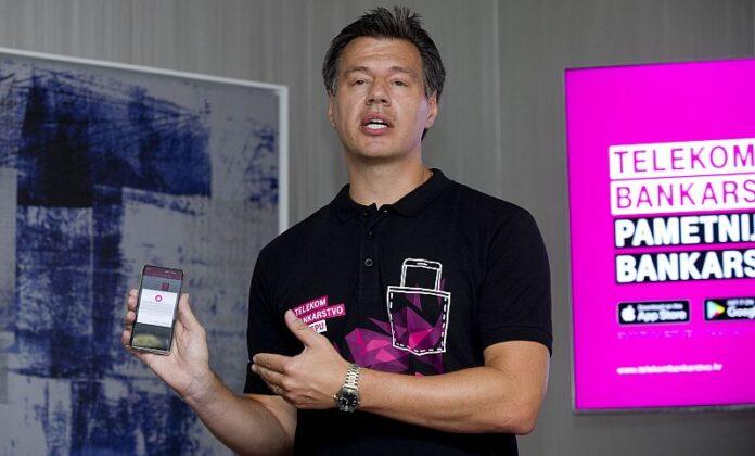 Goran Lončarić, direktor Telekom Bankarstva, Hrvatski Telekom