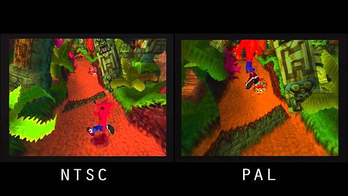 NTSC i PAL