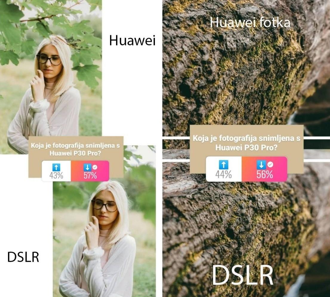 razlika između smartphone i DSLR fotografije