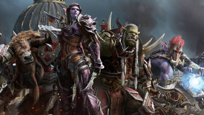 World of Warcraft: Age of Darkness