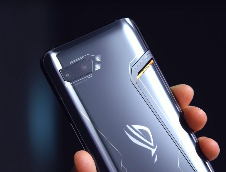 Asus ROG Phone II kamere