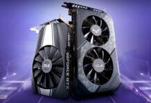 GeForce GTX 1660 SUPER i GeForce GTX 1650 Ti