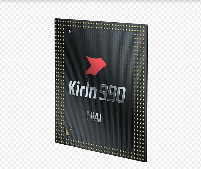 Huawei_Kirin 990 5G