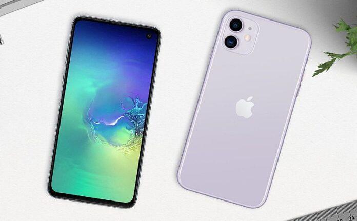 iPhone 11 vs. Samsung Galaxy S10e