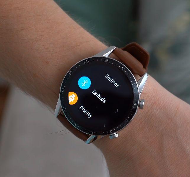 Huawei Watch GT 2 baterije