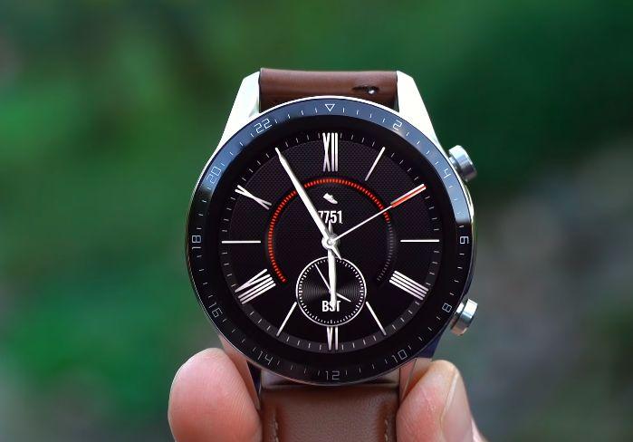 Huawei Watch GT 2 performanse