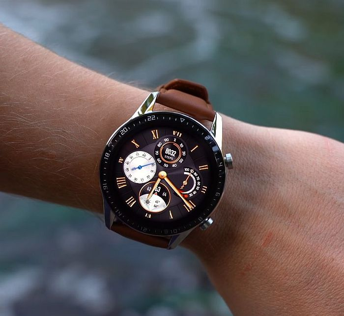 Huawei Watch GT 2 zaslon