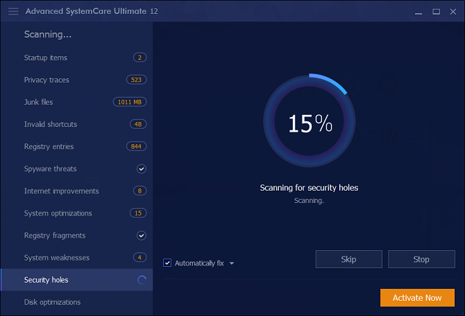 IOBit Advanced System Care