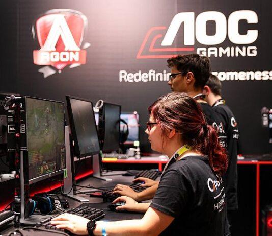 AOC službeni monitor partner Reboot InfoGamera