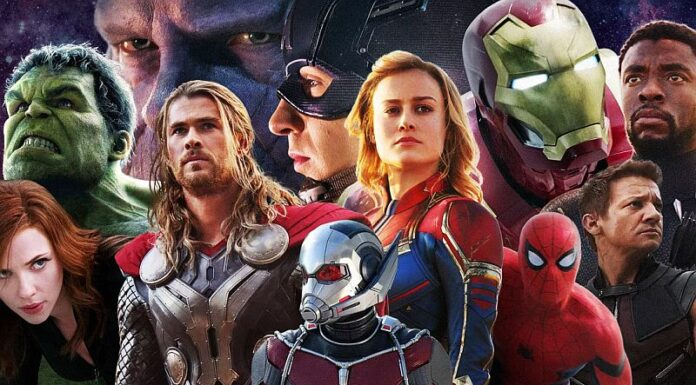 Marvelovi filmovi
