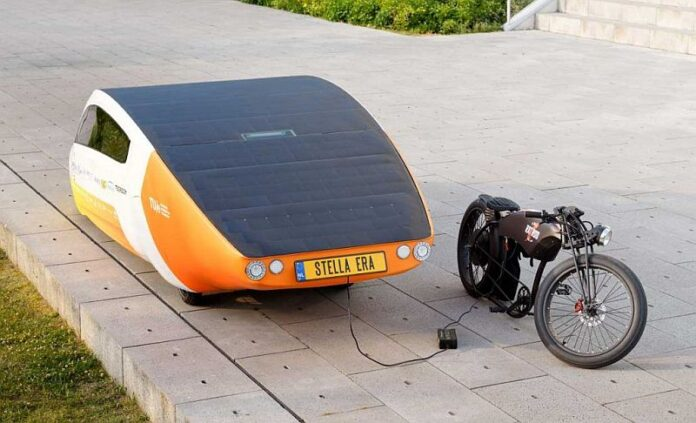 automobili na solarno napajanje