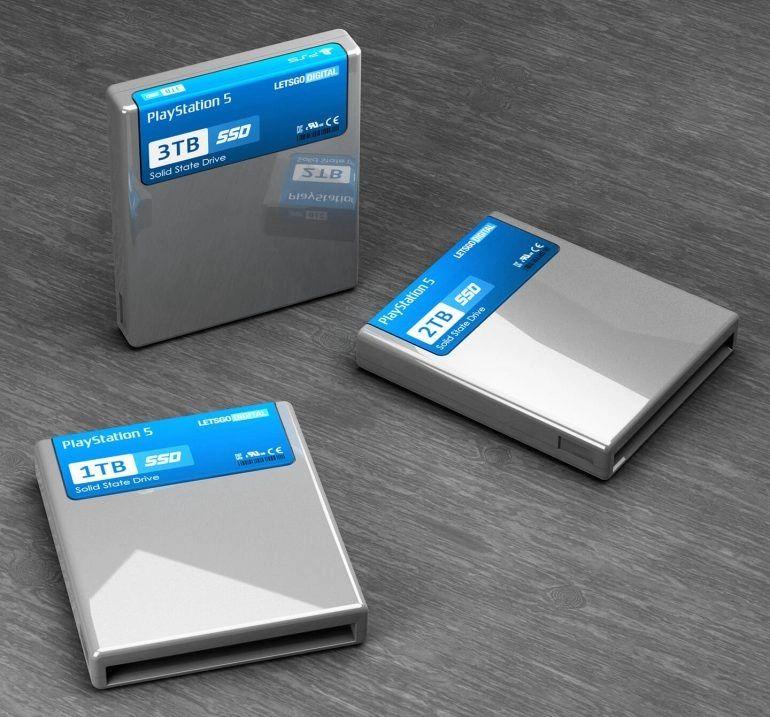 ps5 veličine ssd diskova