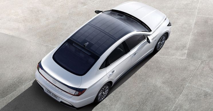 solarni automobil