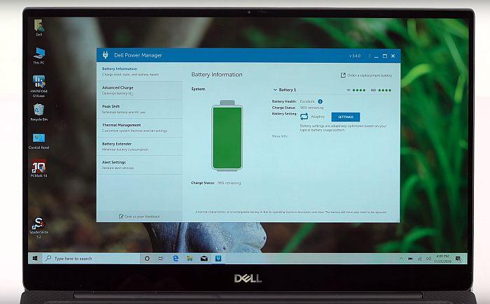 Dell XPS 13 7390 baterija