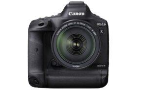Canon predstavio dugoočekivani fotoaparat EOS-1D X Mark III