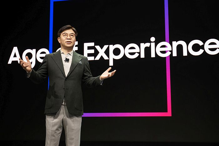 SAMSUNG Age of Experience