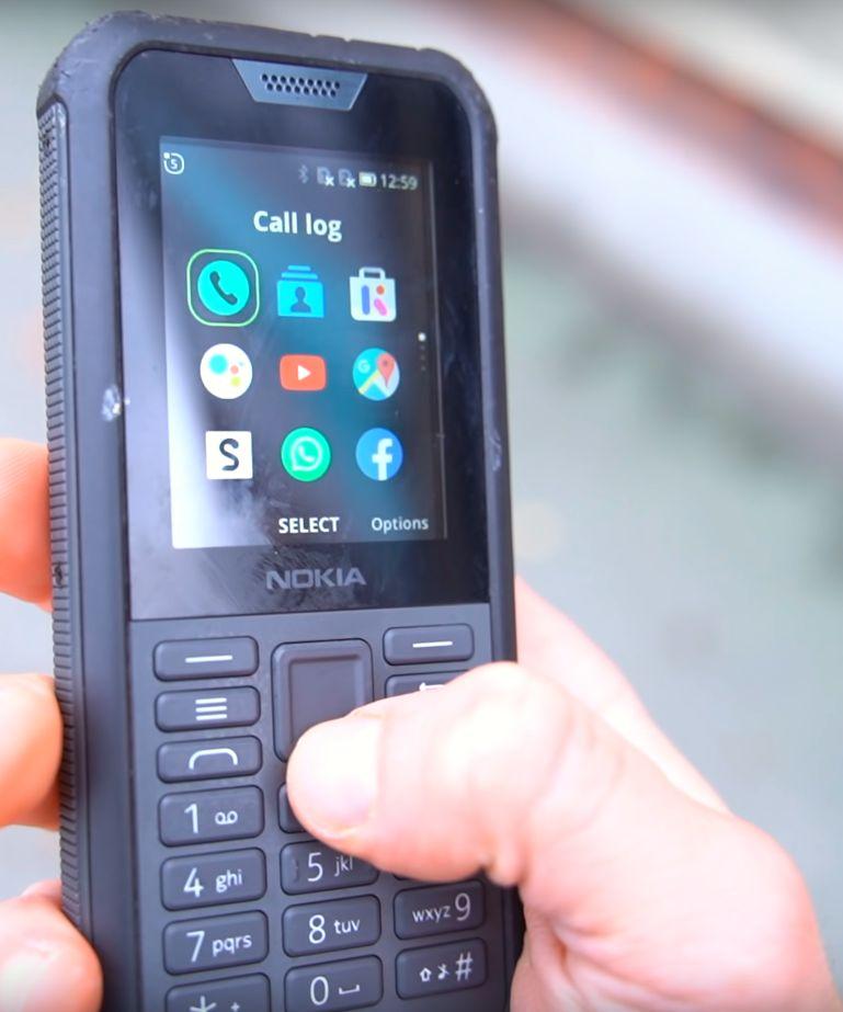 Nokia 800 Tough SOFTVER