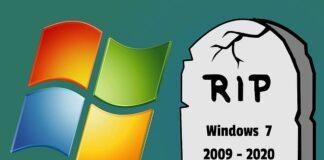 windows 7 kraj