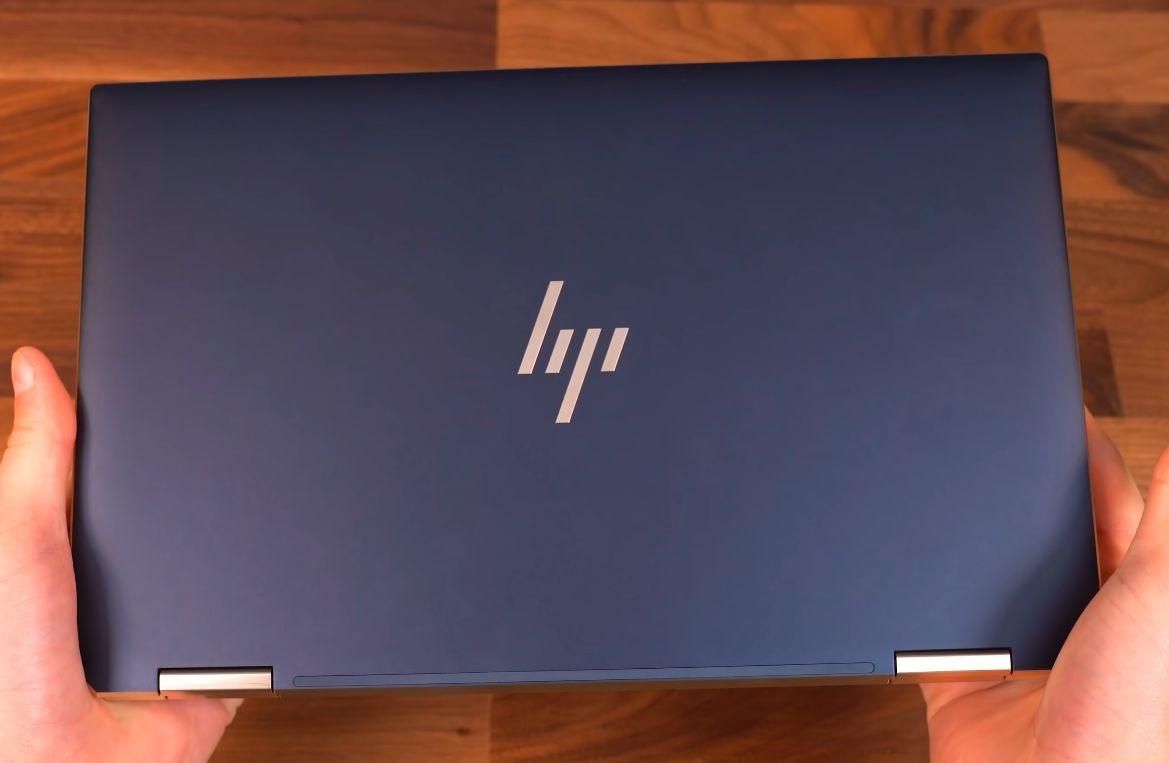 HP Spectre x360 2020 test