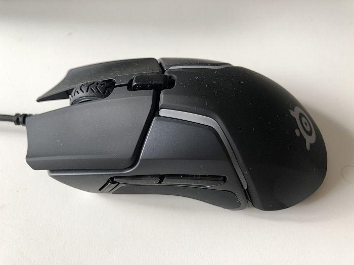 SteelSeries Rival 600 recenzija
