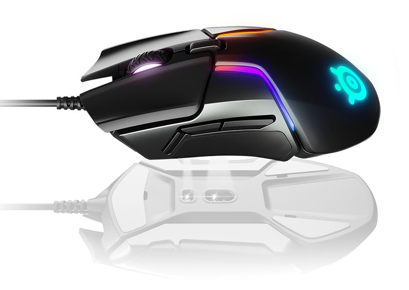 SteelSeries Rival 600 test