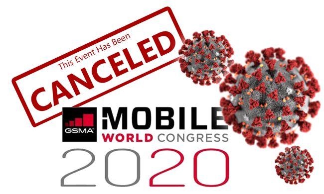 mwc 2020 otkazan zbog korona virusa
