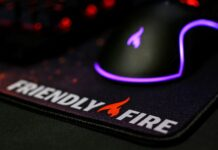 Friendly Fire Esports periferija