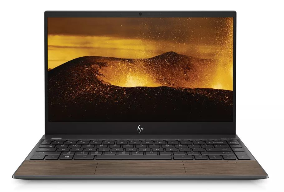 HP Envy 13 Wood Edition