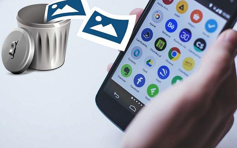 kako vratiti obrisane datoteke na androidu