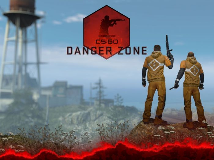 Counter-Strike Global Offensive Danger Zone