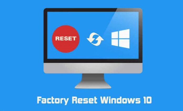 Windows-factory-reset