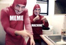 memes mašina