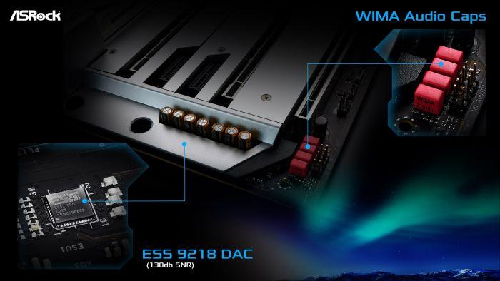 ASRock Launches the Z490 AQUA Flagship Motherboard_Audio