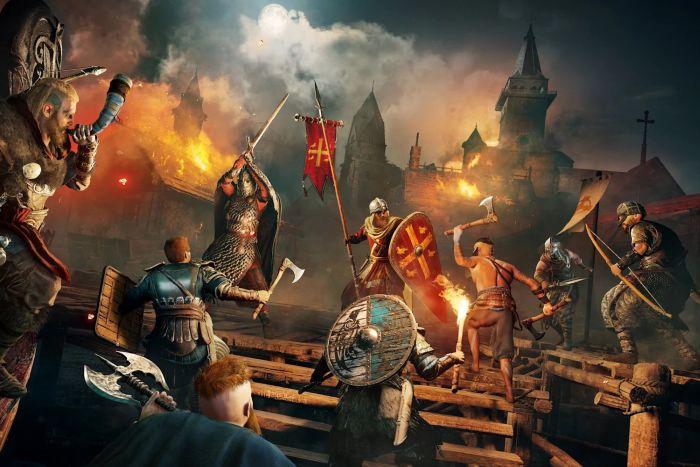 Assassins Creed VIKING