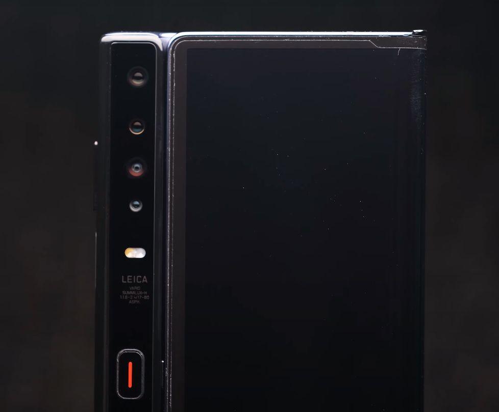 Huawei Mate Xs kamere