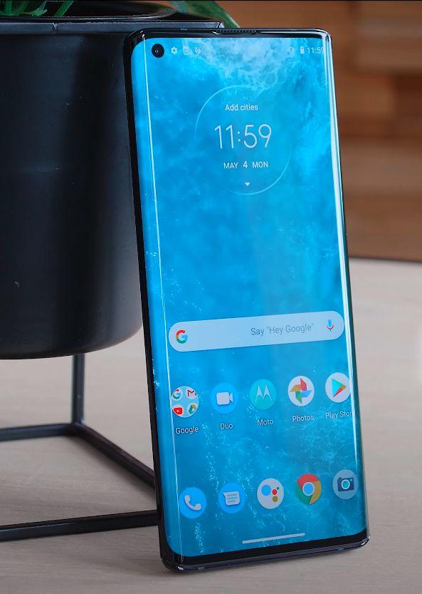 Motorola Edge Plus RECENZIJA