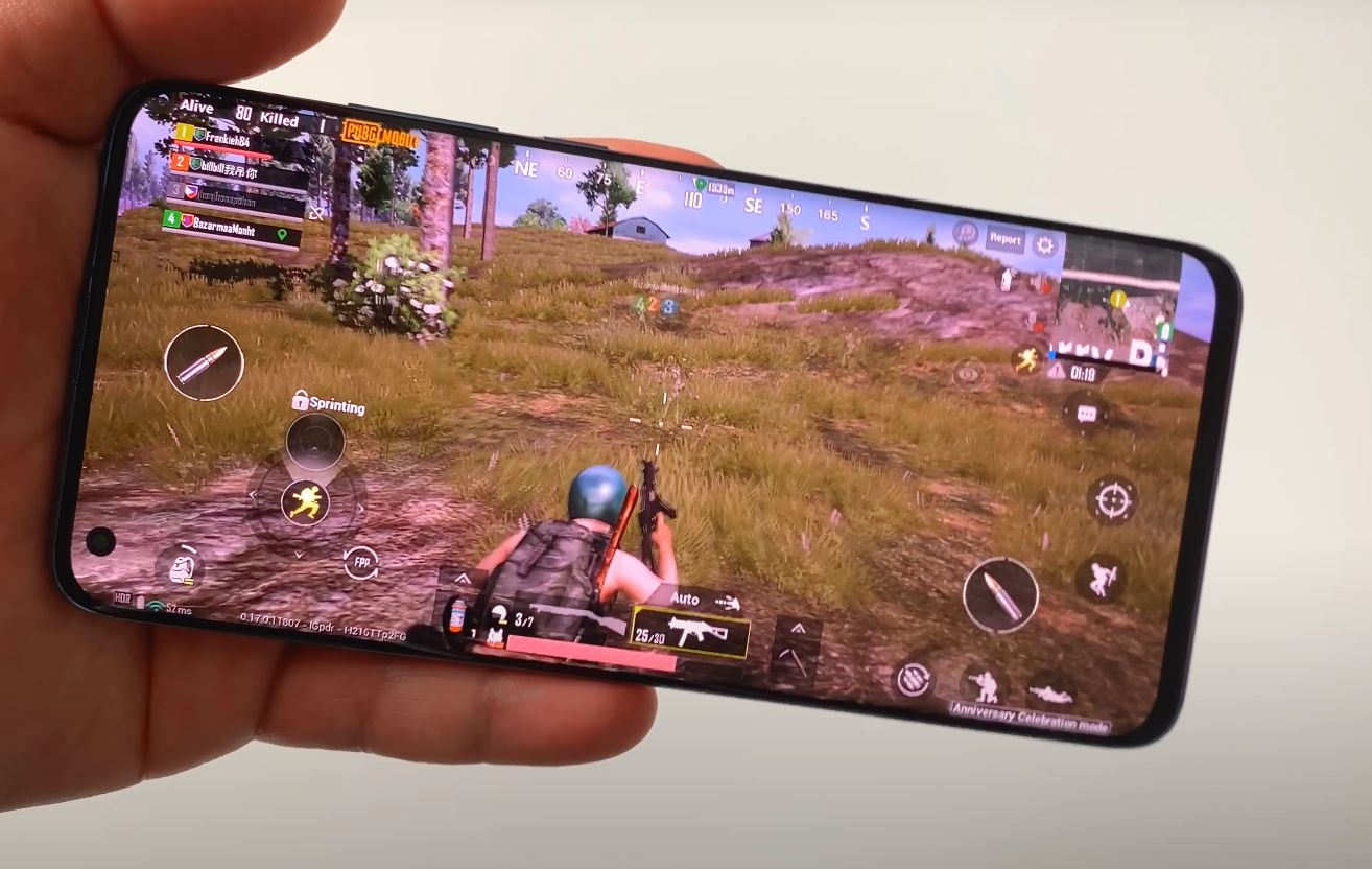 Xiaomi Mi 10 Pro 5G igranje