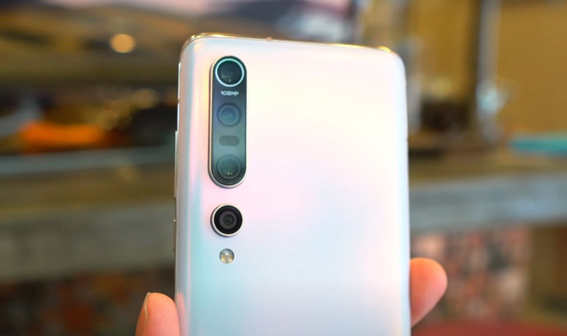 Xiaomi Mi 10 Pro kamere