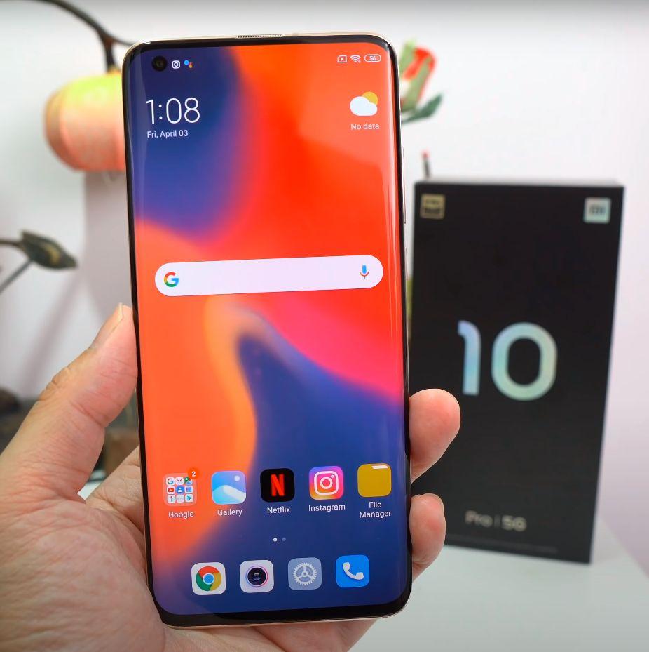 Xiaomi Mi 10 Pro recenzija